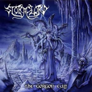 Stormlord - The Gorgon Cult cover art
