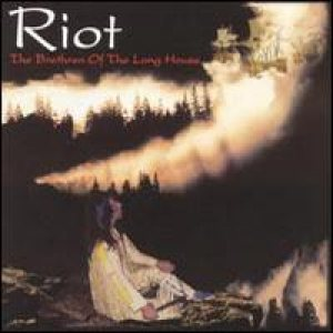 Riot - The Brethren of the Long House cover art