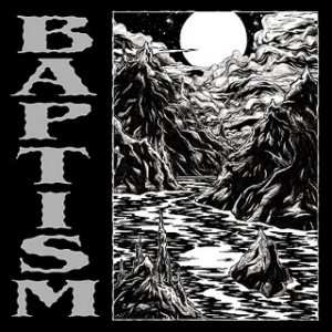 The Baptism - The Holy Water of Death cover art