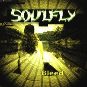 Soulfly - Bleed cover art