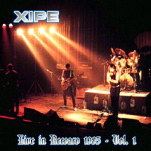 Xipe - Live in Recoaro Vol.1 cover art