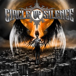 Circle Of Silence - The Blackened Halo cover art
