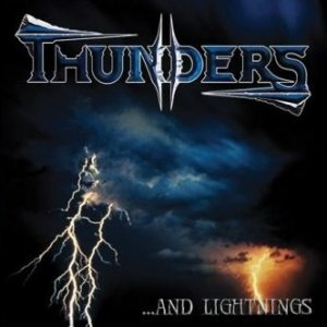 Thunders - ...and Lightnings cover art
