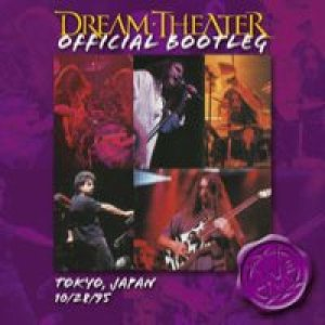 Dream Theater - Tokyo, Japan 10/28/95 cover art