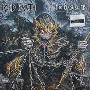 Iced Earth - The Plagues EP cover art