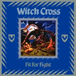 Witch Cross - Fit for Fight cover art