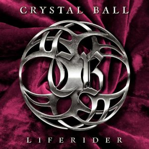 Crystal Ball - LifeRider cover art