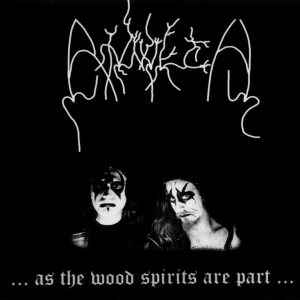 Anwech - ...as the Wood Spirits Are Part... cover art