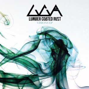Lumber Coated Rust - VISIONS cover art
