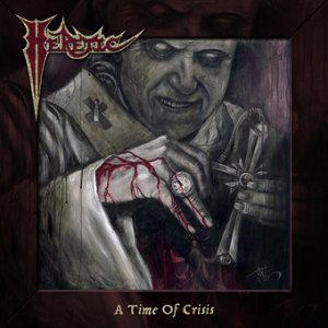 Heretic - A Time of Crisis cover art