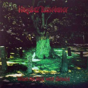 Hagalaz' Runedance - When the Trees Were Silenced cover art