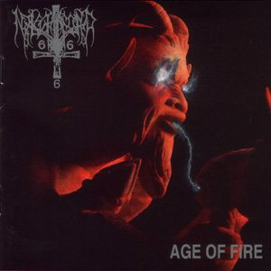 Nåstrond - Age of Fire cover art