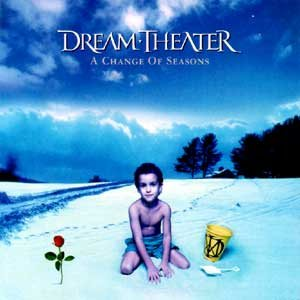 Dream Theater - A Change of Seasons cover art