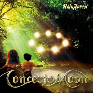Concerto Moon - Rain Forest cover art