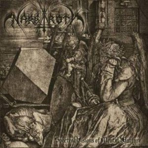 Nargaroth - Spectral Visions of Mental Warfare cover art