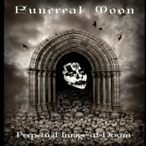 Funereal Moon - Perpetual Image of Doom cover art