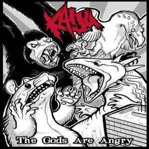Kaiju - The Gods Are Angry cover art