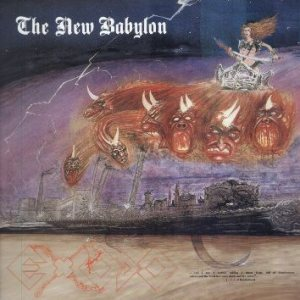 Éxodo - The New Babylon cover art