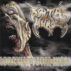 Brutal Murder - Intracranial Total Insanity cover art