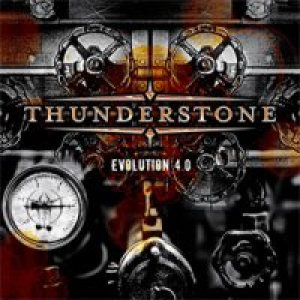 Thunderstone - Evolution 4.0 cover art