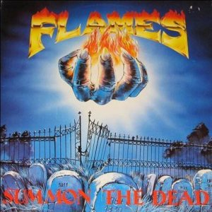 Flames - Summon the Dead cover art