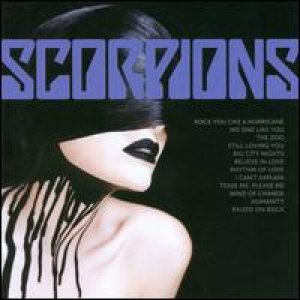 Scorpions - Icon cover art