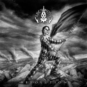 Lacrimosa - Revolution cover art