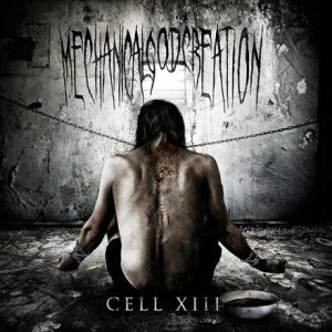 Mechanical God Creation - Cell XIII cover art