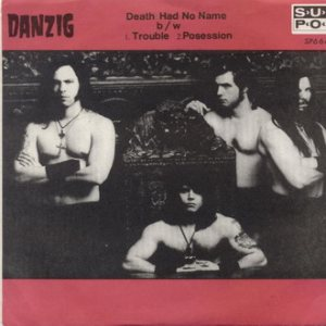 Danzig - Death Had No Name cover art