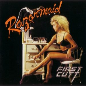 Razormaid - First Cutt cover art