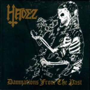 Hadez - Damnations from the Past cover art