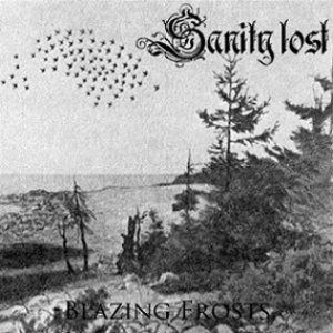 Sanity Lost - Blazing Frosts cover art