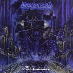 Dissection - The Somberlain cover art