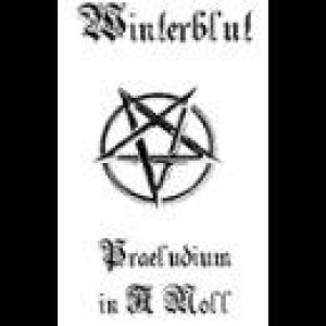 Winterblut - Präludium in a Moll cover art