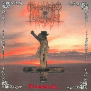 Traumatic Voyage - Traumatized cover art
