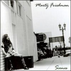 Marty Friedman - Scenes cover art
