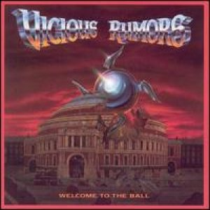 Vicious Rumors - Welcome to the Ball cover art