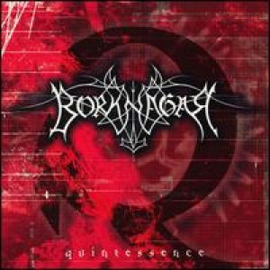 Borknagar - Quintessence cover art