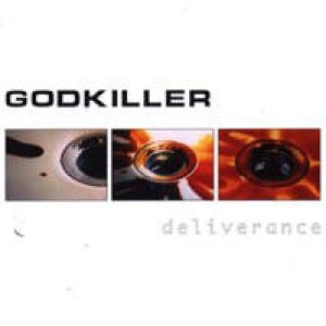 Godkiller - Deliverance cover art