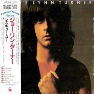 Joe Lynn Turner - Rescue You cover art