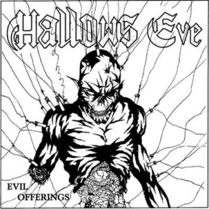 Hallows Eve - Evil Offerings cover art