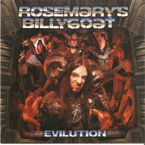 Rosemary's Billygoat - Evilution cover art