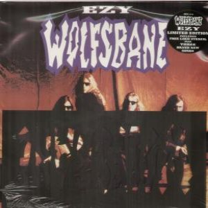 Wolfsbane - Ezy cover art