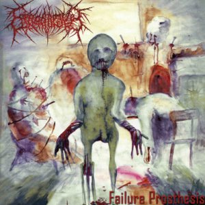 Coprobaptized Cunthunter - Failure Prosthesis cover art