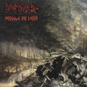 Excarnated - Purging the Earth cover art