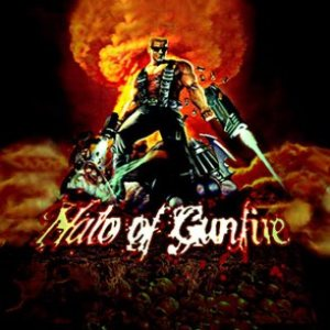 Halo Of Gunfire - Demo cover art