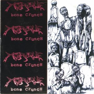 Morgue - Bonecrunch cover art