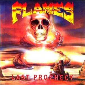 Flames - Last Prophecy cover art
