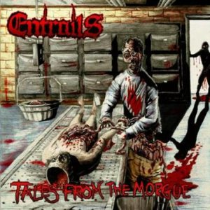 Entrails - Tales from the Morgue cover art