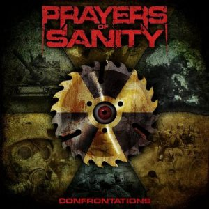 Prayers of Sanity - Confrontations cover art